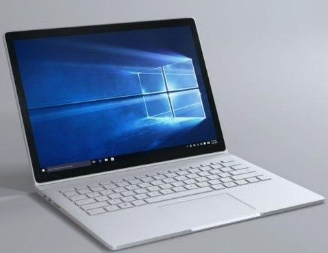 Desktop Pc vs. mobile pc Surface Book
