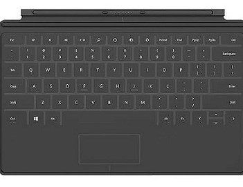Type Cover, Touch cover help sell Microsoft Surface for top price