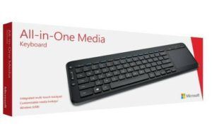 All-In-One Media Keyboard