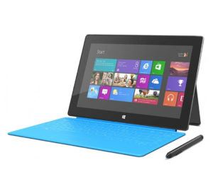 Microsoft Surface Pro 2 (Late 2013, Intel Core i5)