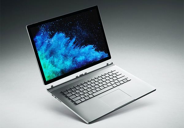 Microsoft Surface Book 2 (13.5-Inch, Late 2017)