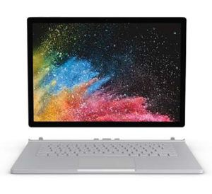 Microsoft Surface Book 2 (15-Inch, Late 2017) – Full Information